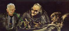 goya pinturas negras - Buscar con Google