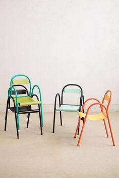 Minimalist Stacking Chair - Anthropologie.com