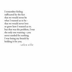 -Alex Elle