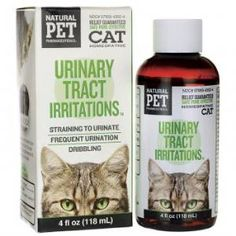 Natural Treatment For Cat Urinary Tract Infections