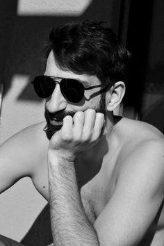 Fotoshooting with #man #aviator #pilotenbrille #sonnenbrille #lemiel Black And White, Sunglasses, Fashion, Photo Shoot, Moda, Blanco Y Negro, Fashion Styles, Shades, Sunnies
