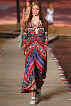 Sfilate Tommy Hilfiger Collezioni Primavera Estate 2016 - Sfilate New York - Moda Donna - Style.it