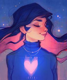 42 Ideas For Tattoo Girl Drawing Animation Character Inspiration, Character Art, Character Design, Digital Art Girl, Digital Portrait, Pretty Art, Cute Art, Loish, Art Mignon