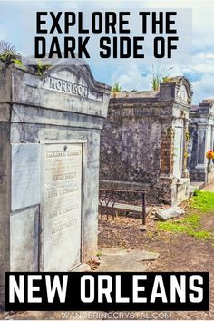 Dark Travel in New Orleans, things to do in New Orleans, Spooky things to do in New Orleans, ghost tours in the French Quarter, things to do in the french quarter New Orleans, French Quarter history, tours in New Orleans, cemeteries in New Orleans, Voodoo history in New Orleans, Marie Laveau's House of Voodoo, Voodoo Queen of New Orleans, things to do in NOLA, wanderingcrystal, haunted places to visit in New Orleans, vampires in New Orleans, St Louis Cemetery No 1 #NewOrleans #DarkTravel… New Orleans Witch, New Orleans Voodoo, New Orleans Louisiana, Louisiana Usa, New Orleans Vacation, New Orleans Hotels, New Orleans Travel, Most Haunted Places, Scary Places