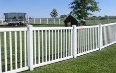 #pvc #white #fence attractive vinyl fencing morden styles  ,best vinyl fencing supplier in Malaysia