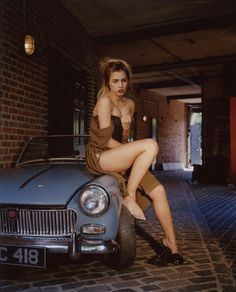 Bettina Rheims, Bonkers – A Fortnight in London Amber le Bon has lost… her car keys Ellen Von Unwerth, Vivian Maier, London Photography, Glamour Photography, Fashion Photography, Playboy, Amber Le Bon, Diane Arbus, London