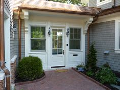 Did you remember to shut the garage door? Most smart garage door openers tell you if it's open or shut no matter where you are. A new garage door can boost your curb appeal and the value of your home. Architectural Design Studio, Architecture Design, Architectural Services, Garage Plans, Garage Doors, Garage Ideas, Garage Workbench, Door Ideas, Garage Floor Paint