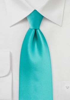 Krawatte in türkis . . . . . der Blog für den Gentleman - www.thegentlemanclub.de/blog