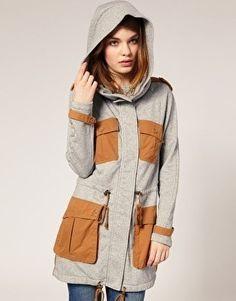 Asos Sweat Parka Mäntel Für Frauen, Jacken Für Frauen, Wintermantel,  Designer Mode, 7ad3b06b47