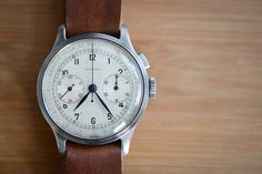 From time to time, we help friends find great watches. We've done pop-ups  at the Pop-Up Flea, at Taylor Stitch in San Francisco, at the Haberdash in  Chicago, and a few other spots around the world. But this weekend, we are  trying something new. We are joining forces with Goodman's – the men's shop  of legendary Bergdorf Goodman – to offer a tightly edited selection of  incredible high-end vintage watches. Goodman's always has some wonderful  vintage pieces for sale, but this weekend, ...