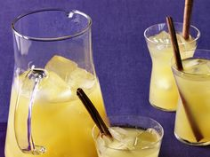 Spiced Tea Punch from FoodNetwork.com