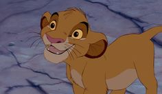 "Did you know that ""Simba"" means ""lion"" in Swahili? - The Lion King"