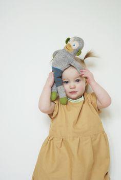making dresses for baby girl | mer mag