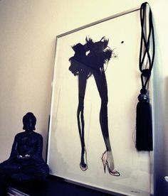 1000 Dollar Shoes by Lovisa Burfitt