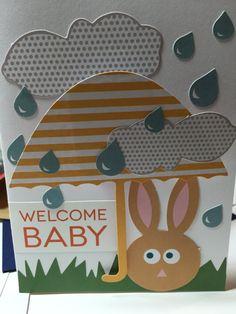SEI Welcome Baby card