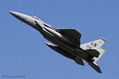 United States Air Force McDonnell Douglas F-15C Eagle 86-0176.