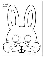 Printable Animal Mask craft - Free Printables