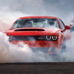 Driving the Dodge Challenger SRT Demon