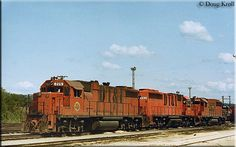 The Detroit, Toledo and Ironton Railroad
