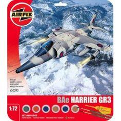 BAe Harrier GR3 - 1:72 - Airfix