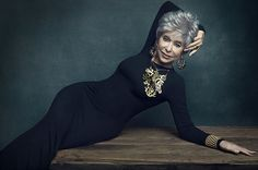 Rita Moreno: A Q&A With a Legend for Hispanic Heritage Month | Billboard