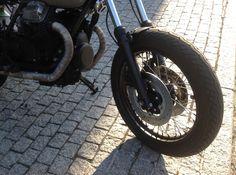 Moto Guzzi V65 Coffee Shop Cafe Racer