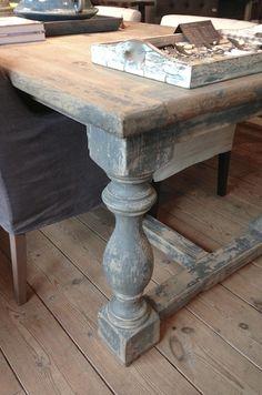 Antieke franse tafel eiken frankrijk 1830 19e eeuw eetkamer pinterest tables - Chair antieke ...