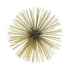 It's time to let the sun shine in. Make your home a little brighter with this bold wall décor that takes a style note from a few decades ago.  Find the Sunburst Wall Décor - Medium, as seen in the Retro Revival Collection at http://dotandbo.com/collections/retro-revival-1?utm_source=pinterest&utm_medium=organic&db_sku=90477