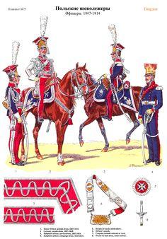 Chevau-Legers Polonais 1807-1814 (pl 75) 1