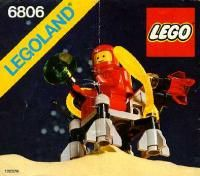 Find complete inventory of pieces and free instruction manual scans for LEGO Surface Hopper 6806 at the ToysPeriod online toy guide Amazon Lego, Classic Lego, Lego Kits, Lego Army, Free Lego, Lego Photo, Cartoon Toys, Lego For Kids, Vintage Lego