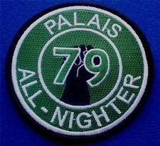 NORTHERN SOUL PATCH - NOTTINGHAM - NOTTS PALAIS ALLNIGHTER 1979