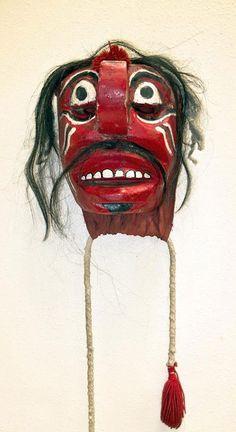 Pentul the clown, Java – Masks of the World