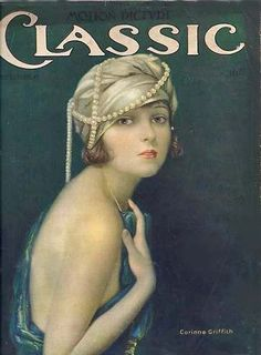 Corinne Griffith, Motion Picture Classic Magazine