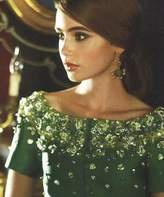 This reminds me of Anne Boleyn.