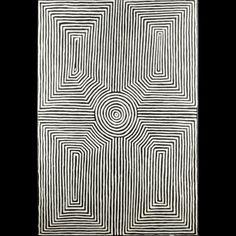 Une oeuvre de George Tjungurrayi expertisée pour expertissim.com par Stéphane Jacob, expert en art aborigène. #artaborigene @Expertissim Indigenous Australian Art, Aboriginal Painting, Les Oeuvres, Paintings, Abstract, Grey, Artwork, Inspiration, Australian Art