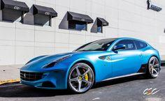 Ferrari FF CEC Wheels