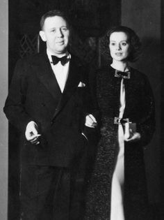 ...and here's another! Charles Laughton & Elsa Lanchester. @Pesach ben Schlomo