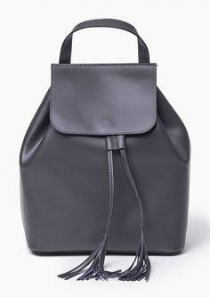 100 % skórzana Włoska Torba Plecak Szary Oryginalna torba damska (plecak) włoskiej produkcji (Vera Pelle) wykonana ze skóry naturalnej najwyższej jakości. Skóra gładka, miła w dotyku. Nie odkształca się i nie zagina, dzięki czemu przez cały czas ma niezmi Leather Backpack, Fashion Backpack, Backpacks, Polyvore, Leather Backpacks, Backpack