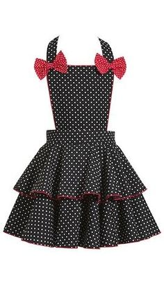 Petite Dot Party Black Child's - NEW! Image