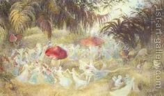 Richard Doyle:The Fairies' Dance