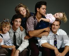 HOUSE - Cast Gallery - August JODIE Get premium, high resolution news photos at Getty Images Tio Jesse, Uncle Jesse, Full House Cast, Full House Tv Show, Best Tv Shows, Favorite Tv Shows, Full House Memes, Stephanie Tanner, Dj Tanner