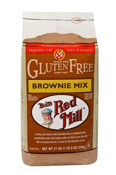 New! We've taken all of the guess work out of dessert with our endlessly popular Gluten Free Brownie Mix. A deep and intense dark chocolate flavor combined with a wonderfully moist cake texture makes our Gluten Free Brownie Mix an instant favorite for everyone. A must have for all chocolate lovers!