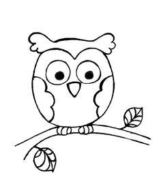 owl appliqué inspiration