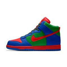 best authentic f6b7d 3e076 Nike Dunk High iD Mens Shoe