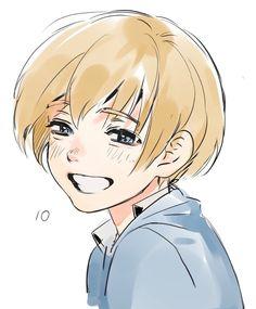 Fanarts Anime, Anime Characters, Aot Armin, Japanese Drawings, Attack On Titan Fanart, Anime Demon, Animes Wallpapers, Cute Art, Art Inspo
