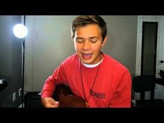 ▶ American Kids- Kenny Chesney (Cover) By Alec Bailey - YouTube