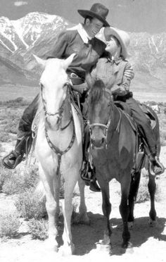 John Wayne's Horses in the 1930s