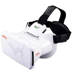 Adjustable Google Cardboard VR BOX Virtual Reality 3D Glasses For 4.7-6 inch smartphone Android iPhone 6S/6S Plus Wholesale #Affiliate