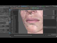 05 Facial rig ribbon - YouTube