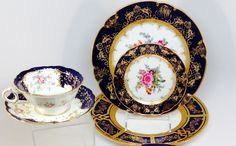 New Mix and Match Dinner sets - Devonia Antiques